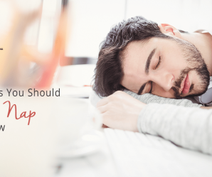 5 Reasons You Should Take a Nap Right Now